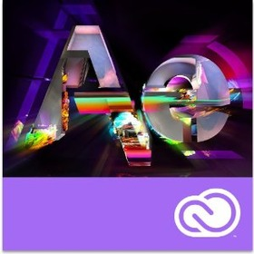 Купить графический редактор adobe after effects creative cloud  в интернет магазине компании Afforto.
